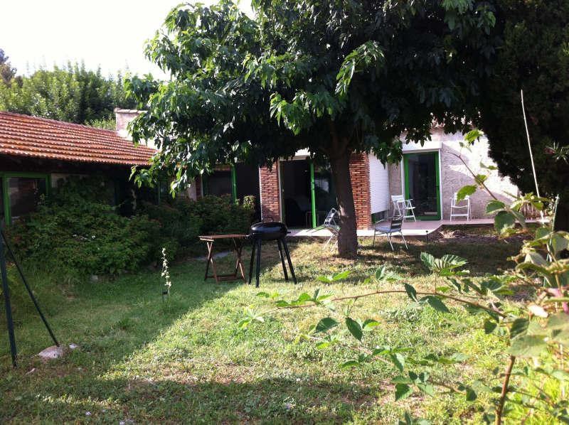 Location maison / villa Saint chamas 780€ CC - Photo 1