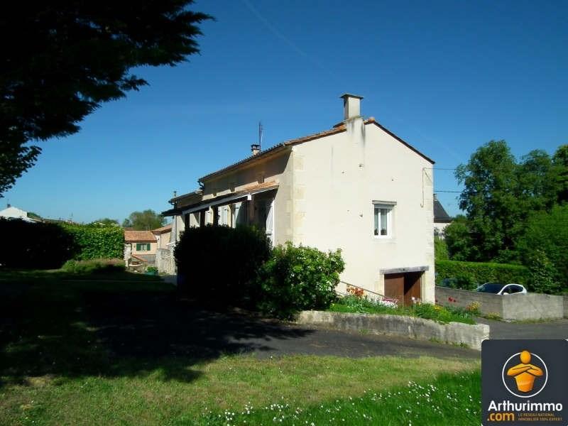 Vente maison / villa Matha 122475€ - Photo 1