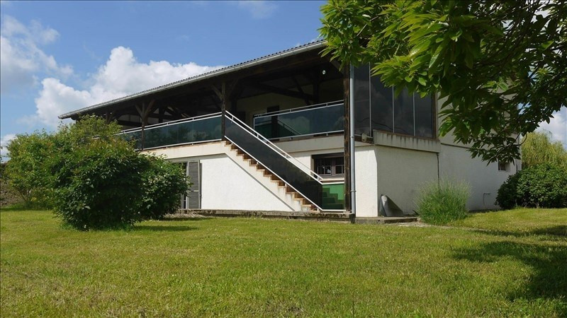 Vendita casa Lamarche sur saone 174000€ - Fotografia 1