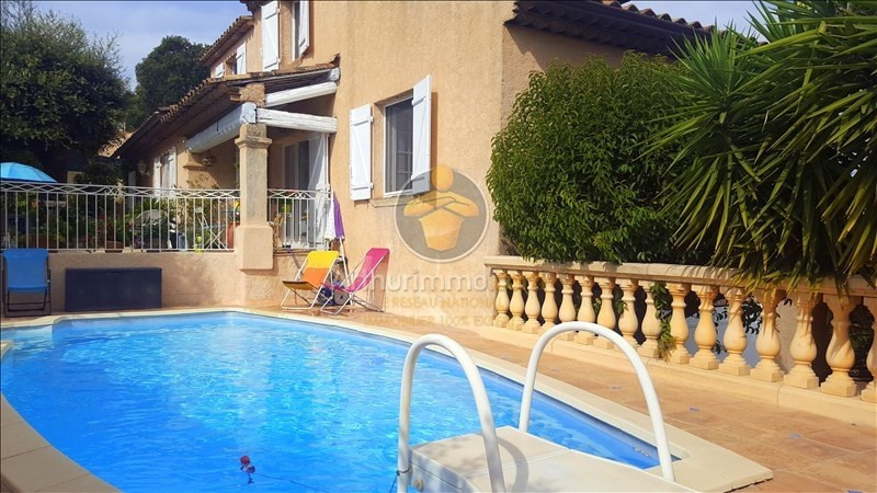 Deluxe sale house / villa Sainte maxime 555 000€ - Picture 1