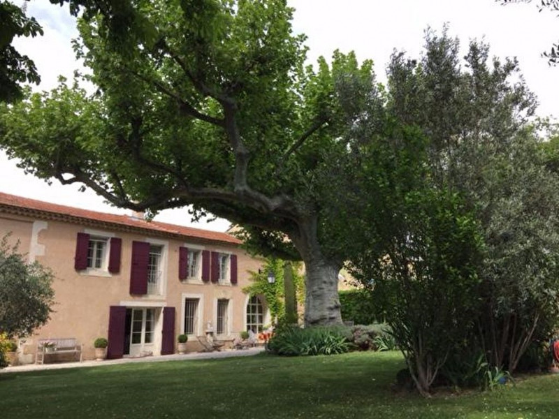 Deluxe sale house / villa Chateaurenard 690000€ - Picture 4