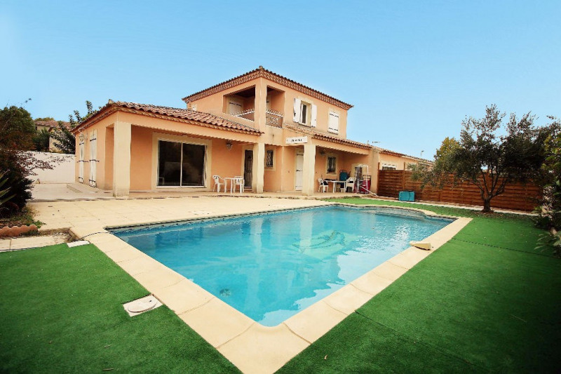 Vente maison / villa Nimes 347000€ - Photo 1