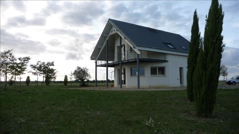 Sale house / villa Aiserey 357000€ - Picture 2