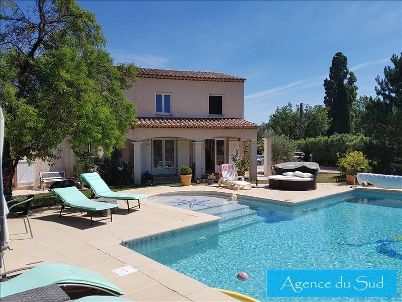 Vente de prestige maison / villa Nans les pins 560000€ - Photo 2