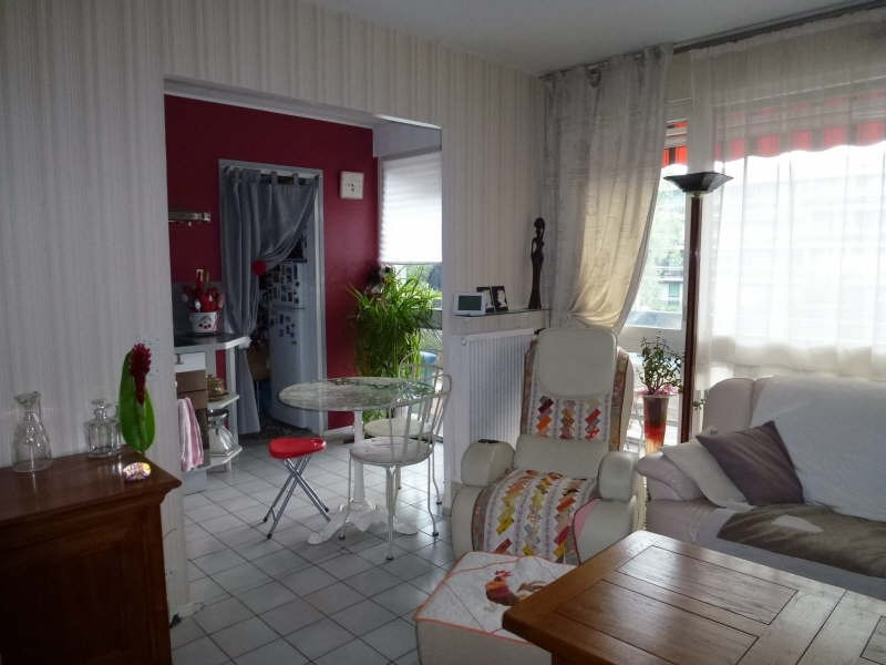 Sale apartment Chambery 138 000€ - Picture 1
