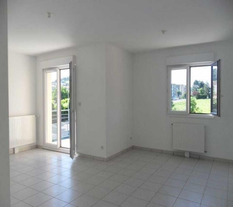 Verkoop  appartement Roche-la-moliere 145000€ - Foto 6