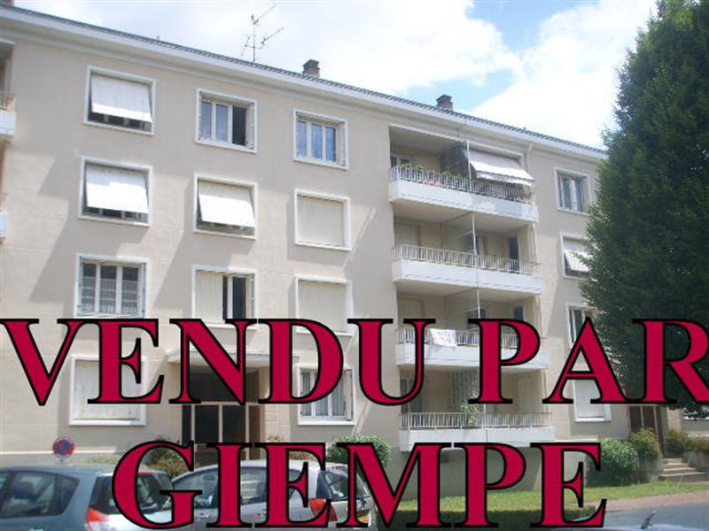 Vente appartement Angers 130 000€ - Photo 1
