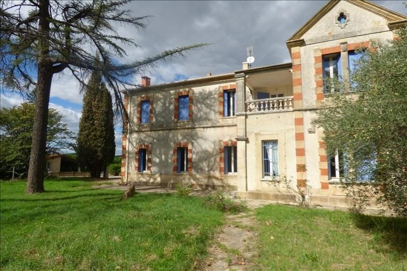 Vendita casa Uzes 420000€ - Fotografia 1