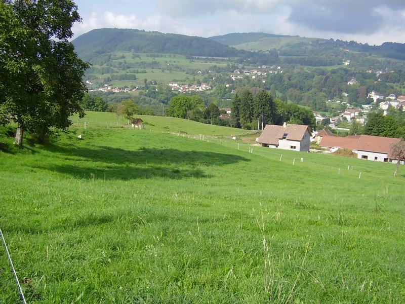 Terrain  de 1167 m² Saint-Geoire-en-Valdaine par VIVIANT TERRAINS