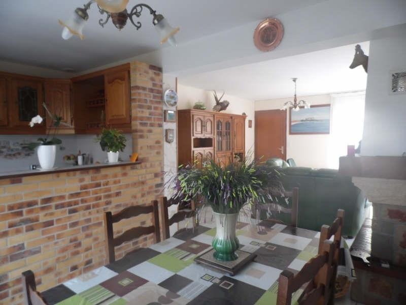 Sale house / villa St germain sur ay 194500€ - Picture 4