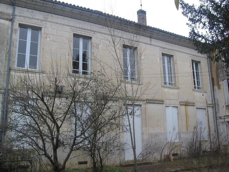 Sale building Montguyon 144000€ - Picture 1
