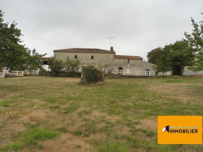 Vente maison / villa Andreze 117000€ - Photo 1
