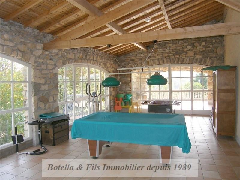 Immobile residenziali di prestigio casa Barjac 630000€ - Fotografia 16