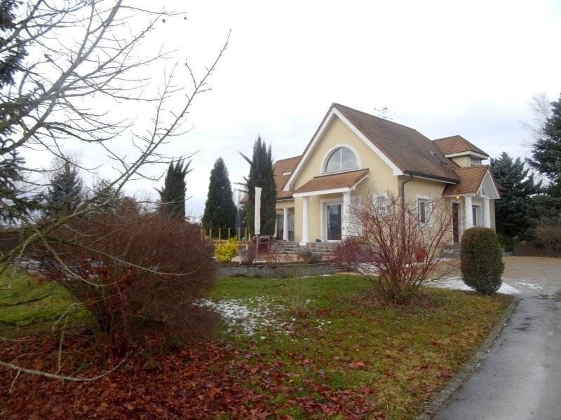 Vente de prestige maison / villa Vetraz monthoux 990000€ - Photo 1