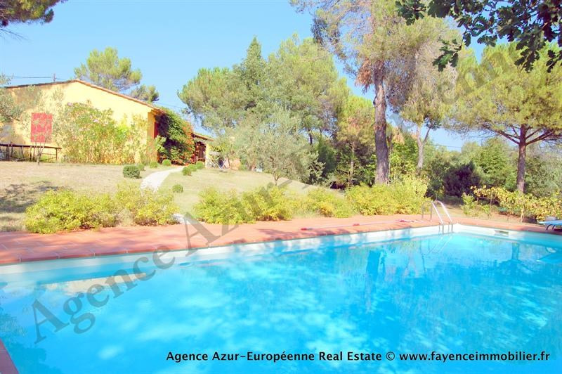 Vente de prestige maison / villa Le canton de fayence 875000€ - Photo 2