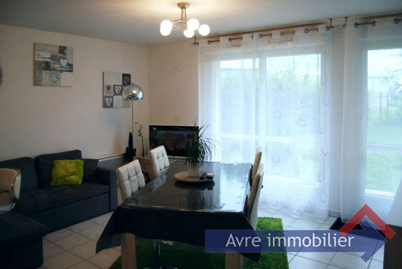 Vente appartement Verneuil d'avre et d'iton 66000€ - Photo 1
