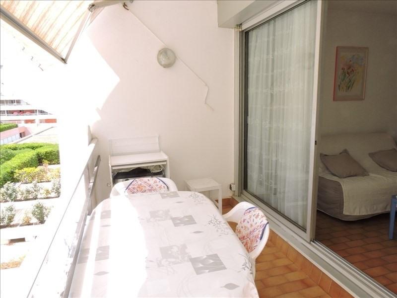 Vente appartement La grande motte 137000€ - Photo 4