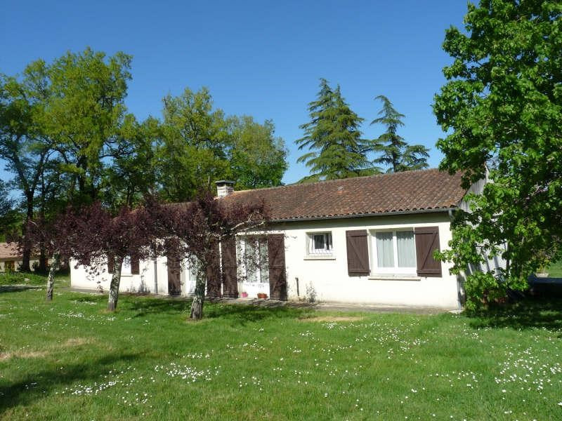 Vente maison / villa Madaillan 162 750€ - Photo 1