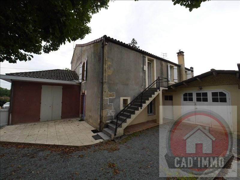 Vente immeuble Bergerac 186000€ - Photo 1