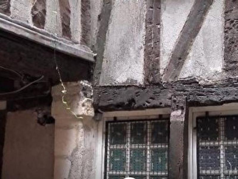 Vente de prestige appartement Paris 4ème 394900€ - Photo 7