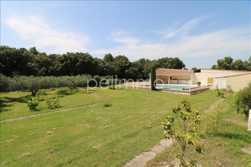 Vente de prestige maison / villa Cornillon confoux 625000€ - Photo 3