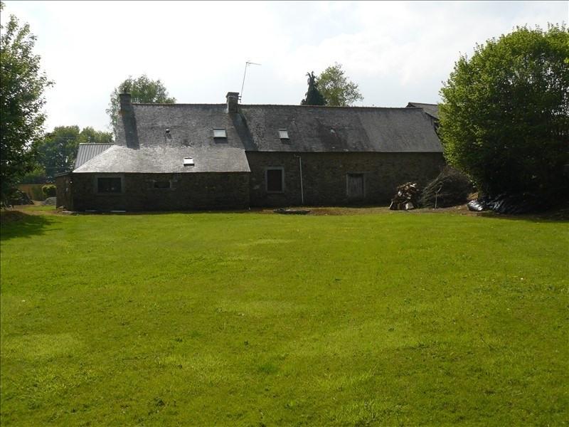 Vente maison / villa Pleugriffet 137800€ - Photo 2