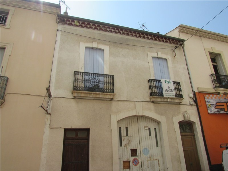 Vente maison / villa Beziers 85 000€ - Photo 1