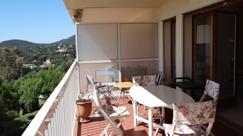 Vacation rental apartment Cavalaire sur mer 700€ - Picture 5