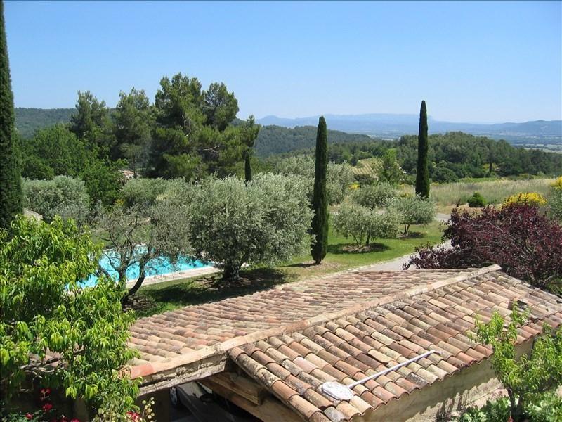 Deluxe sale house / villa Lourmarin 1180100€ - Picture 1