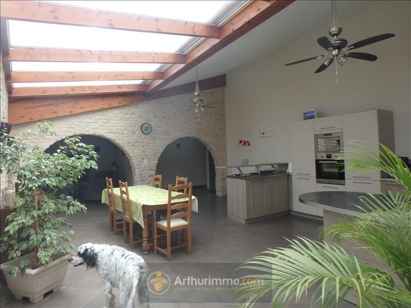 Produit d'investissement maison / villa Tossiat 280000€ - Photo 3