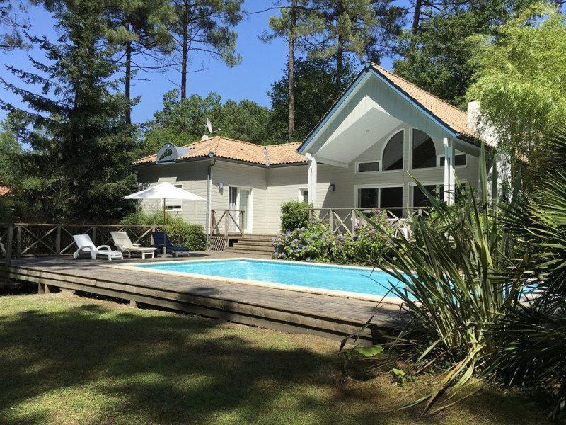 Vacation rental house / villa Biscarrosse 2400€ - Picture 1
