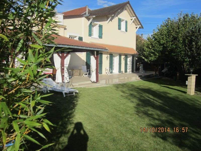 Vente maison / villa Montmorency 720000€ - Photo 5