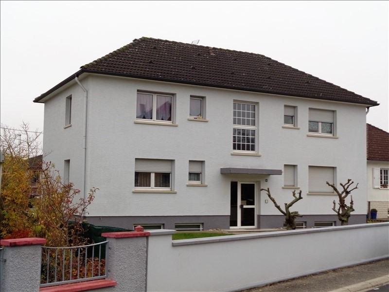 Locação apartamento Kaltenhouse 475€ CC - Fotografia 1