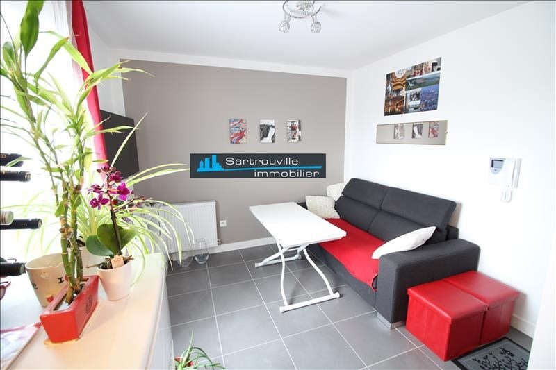 Vente appartement Sartrouville 170 000€ - Photo 1