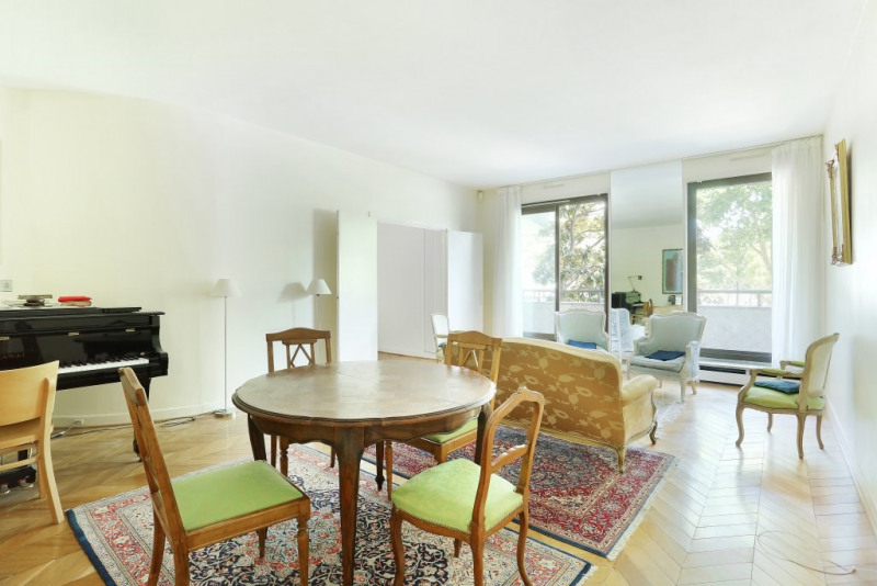 Vente de prestige appartement Paris 7ème 870 000€ - Photo 3