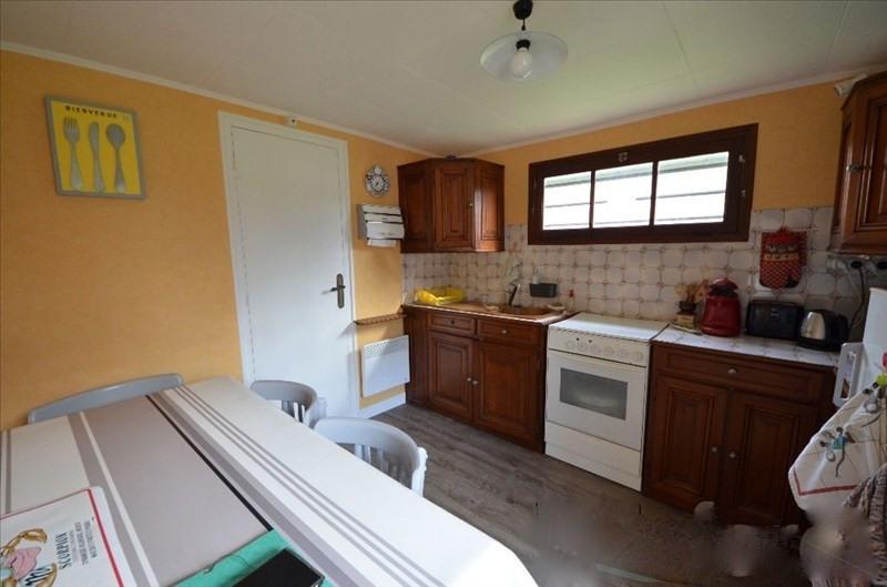Vente maison / villa Conches en ouche 132500€ - Photo 2