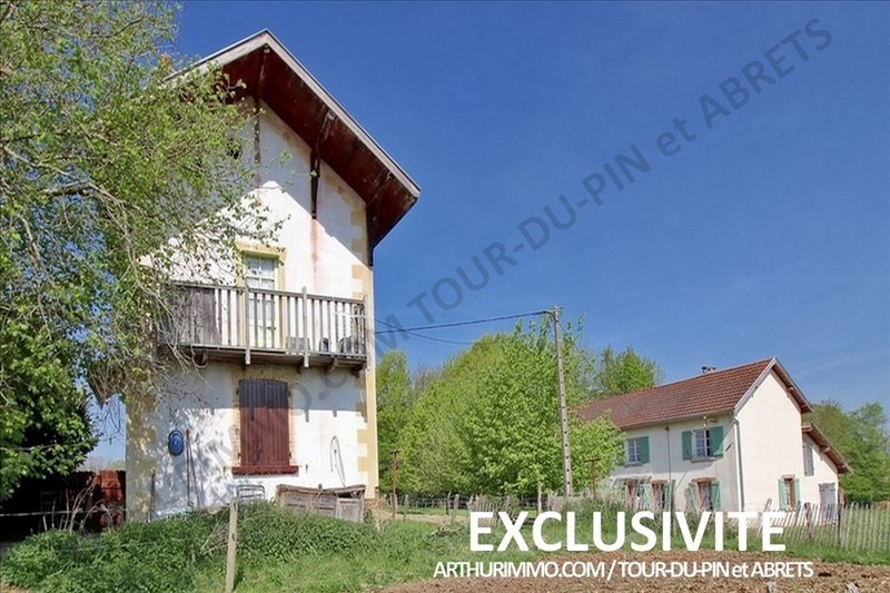 Investment property house / villa Les abrets 149000€ - Picture 2
