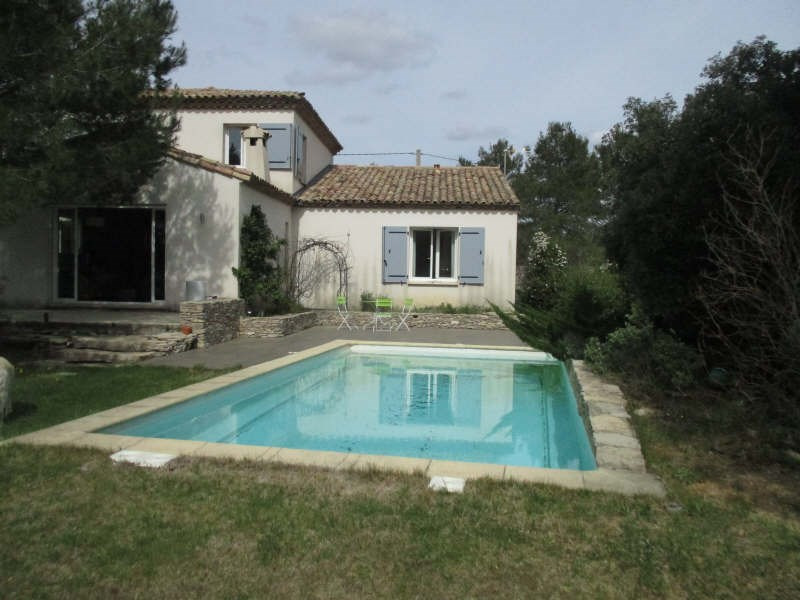 Vente de prestige maison / villa Nimes 680000€ - Photo 1