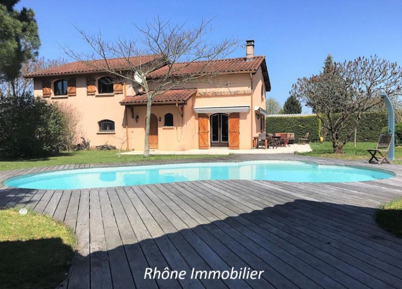 Vente maison / villa Villette d anthon 439000€ - Photo 10