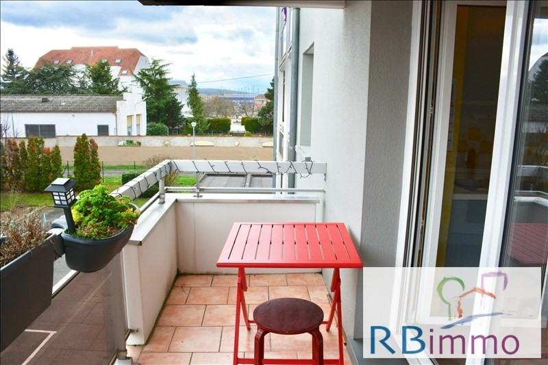 Vente appartement Molsheim 159000€ - Photo 8