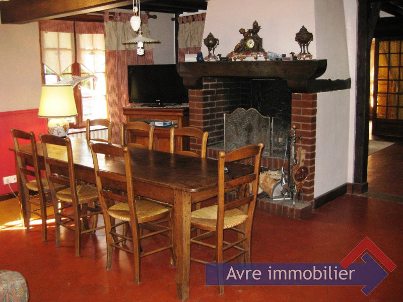 Sale house / villa Verneuil d'avre et d'iton 205000€ - Picture 4