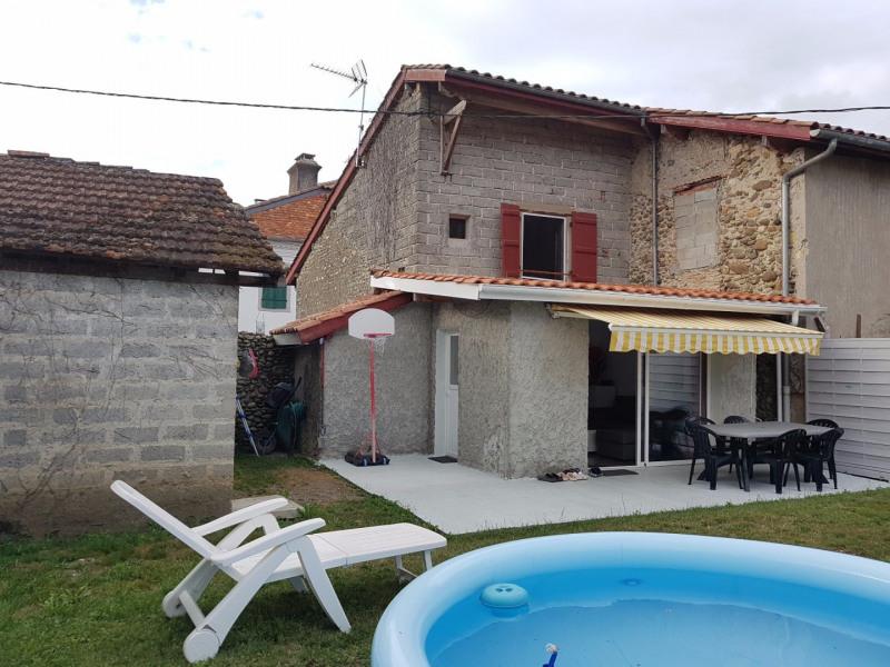 Vente maison / villa Carresse cassaber 97000€ - Photo 1