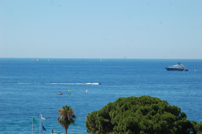 Deluxe sale apartment Juan-les-pins 1 360 000€ - Picture 1