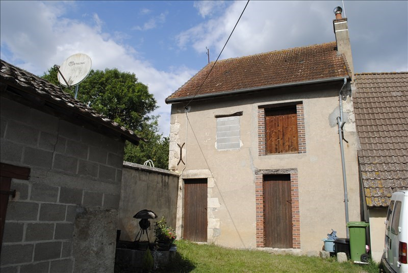 Vente maison / villa St fargeau 40 000€ - Photo 3