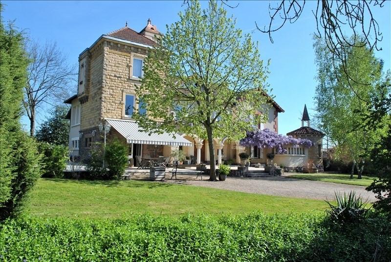 Vente de prestige maison / villa Briennon 490000€ - Photo 4