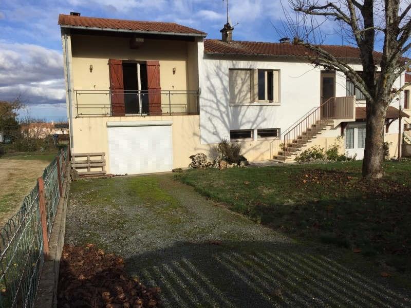 Vente maison / villa Smarves 149000€ -  2