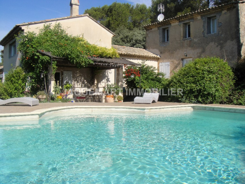 Vacation rental house / villa Lambesc 875€ - Picture 3