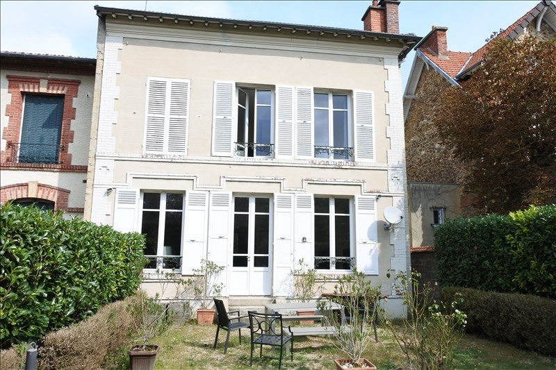 Rental house / villa St germain en laye 4 420€ CC - Picture 3