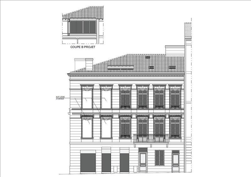Vente appartement Bordeaux 147000€ - Photo 1