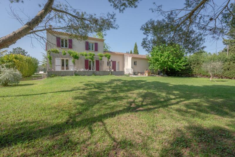 Vente maison / villa Althen des paluds 336000€ - Photo 1